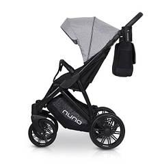 Прогулянкова коляска Riko Nuno 04 Grey Fox