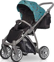 Дитяча прогулянкова коляска Riko Vivo 04