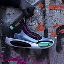 """Кросівки чоловічі Nike Air Jordan XXXIV """"Blue Void, фото 8"""