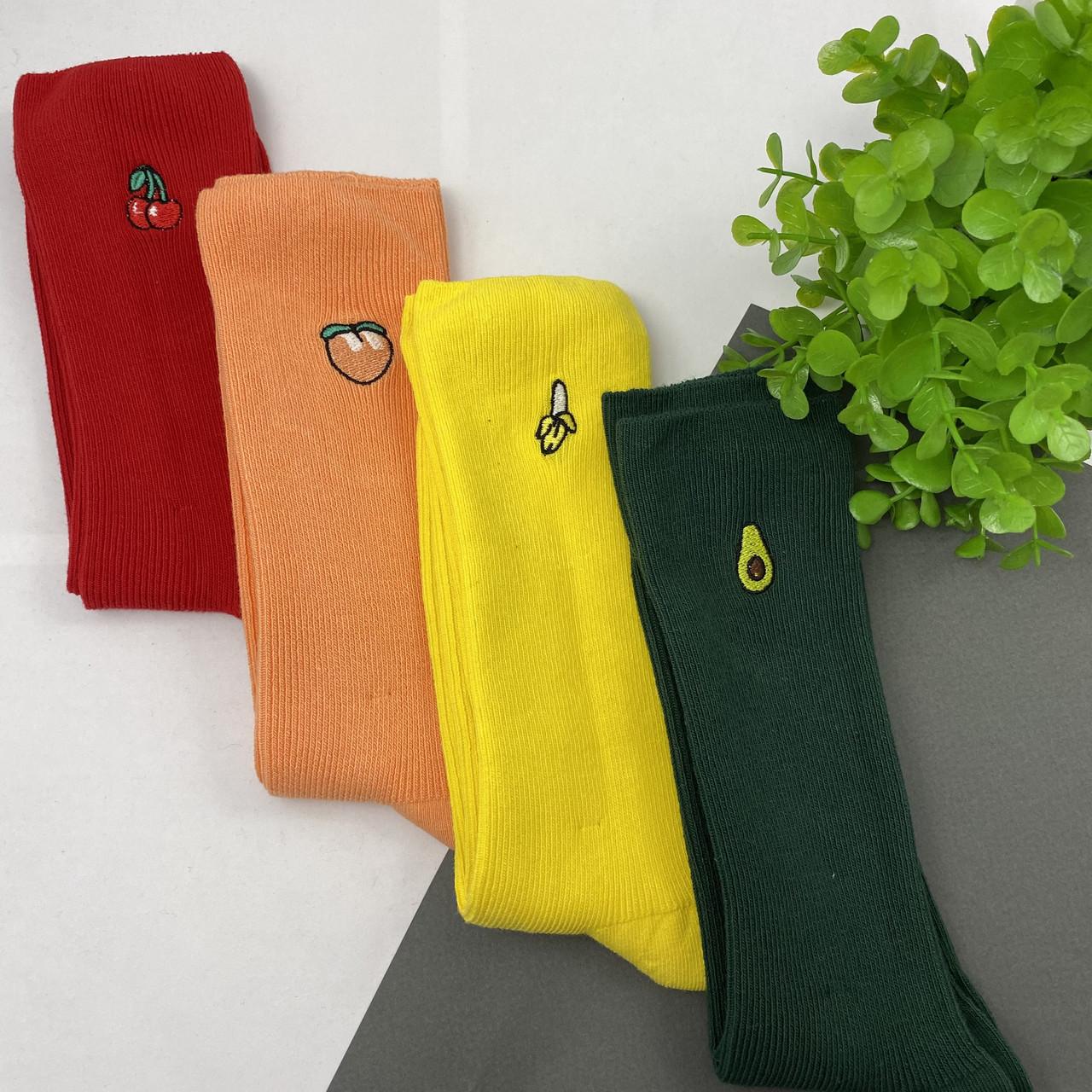 Набор носков Premium с вышивкой
