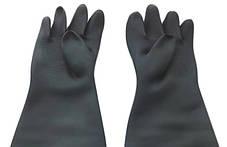 Перчатки для пескоструйной камеры 60х20см (безшовные)