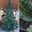 Сосна зеленая 2.3м искусственная новогодняя праздничная елка ель, фото 5