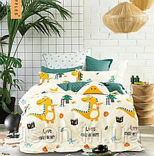 Комплект постельного белья полуторный подростковый сатин Bella Villa B- 0260