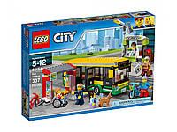 Блоковий конструктор LEGO City Автобусная остановка (60154)