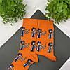 Носки Рик и Морти - Рик оранжевые, фото 2