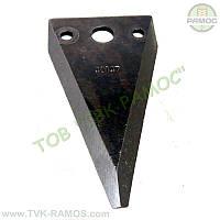 Сегмент ножа жатки бокового ESM344318 (MWS) Claas, артикул 616109