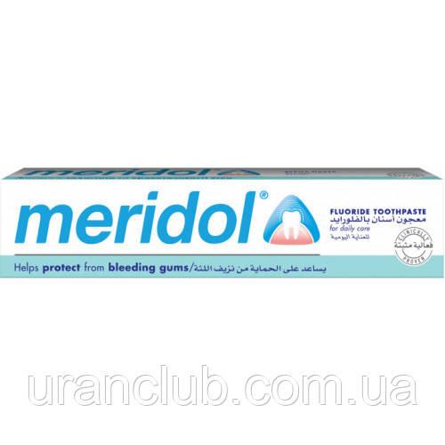 Зубная паста Meridol 75 мл.защита дёсен.Германия