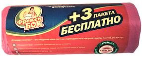 Пакети для сміття HD 35л, 30шт, рожеві Фрекен Бок