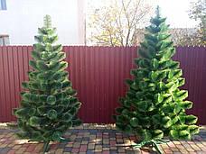 Сосна заснеженная 2.5м искусственная елка со снегом ель, фото 2