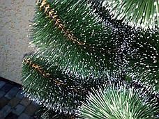 Сосна заснеженная 2.5м искусственная елка со снегом ель, фото 3