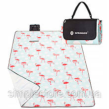 Коврик для пикника и кемпинга складной Springos 240 x 200 см PM011 - Love&Life