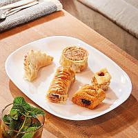 Прямокутне біле блюдо Arcoroc Intensity Zenix 350*240 мм (L8469)