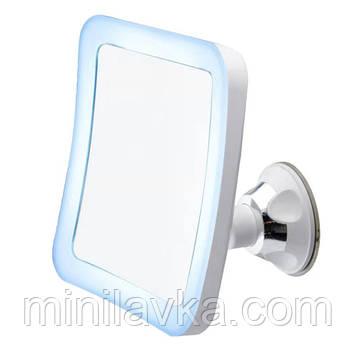 Косметическое зеркало с увеличением для ванной комнаты Camry CR 2169 LED