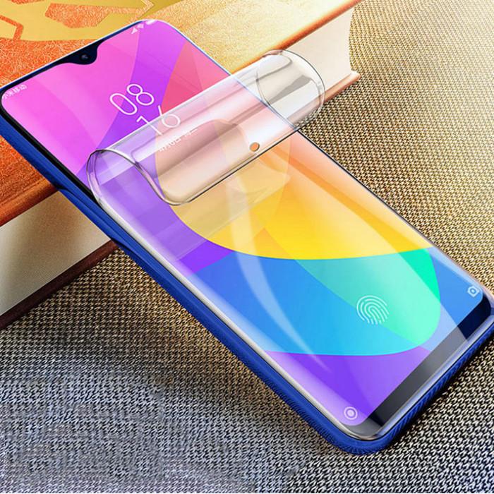 Гидрогелевая защитная пленка Recci для экрана Xiaomi Mi Note 10 Lite
