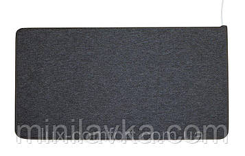 Коврик с подогревом SolraY CG 53103 53 x 103 cм синий