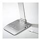 Настольная лампа Tiross TS-1810 silver - 7 Вт, 48 Led, фото 3