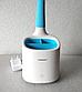 Настільна лампа Tiross TS-1809 white/blue - 6 Вт, 60 Led, фото 8