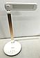 Настольная лампа Tiross TS-1806 white/silver - 8 Вт, 72 Led, фото 7