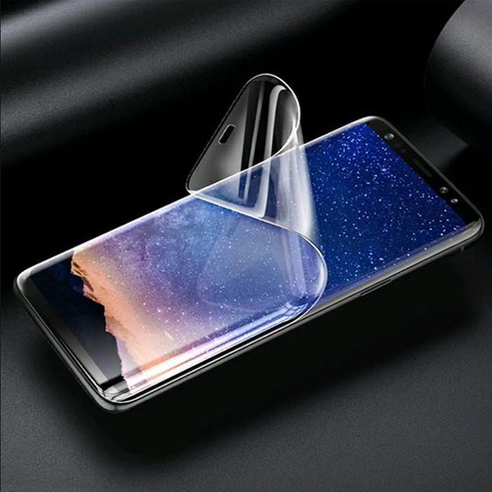 Гидрогелевая защитная пленка Recci для экрана Samsung Galaxy W2017 (внешний экран)