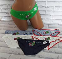 Трусы женские XL(46-48) раз. хлопок Nicoletta Турция, фото 1
