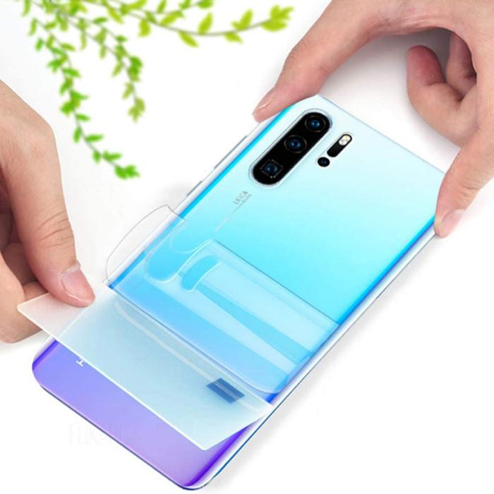 Гидрогелевая защитная пленка Recci для задней панели Huawei P9 Lite 2017