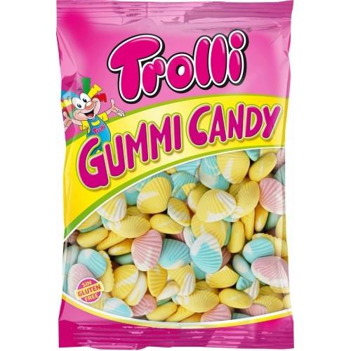 Желейные конфеты Trolli Gummi Candy Морские ракушки 1000 г Германия