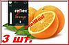 Презервативы с ароматом Апельсин Condoms Relfex Orange  Упаковка 3шт.
