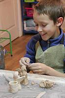 Организация детского Дня рождения в гончарной мастерской