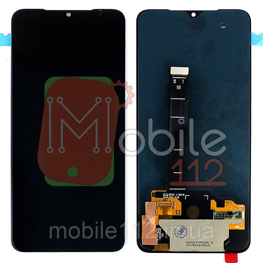 """Екран (дисплей) Xiaomi Mi 9 6.39"""" Mi9 M1902F1G + тачскрін чорний OLED"""
