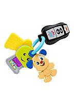 Музыкальные ключи Play & Go от Fisher Price Laugh & Learn, развивающая игрушка от 6 месяцев
