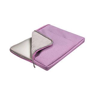Чохол для ноутбука Upex Slavex 13-14 (UP9202) фіолетовими ( purple )