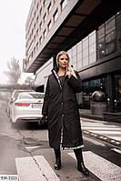Женская стильная двухсторонняя куртка, фото 1