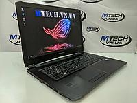 "Игровой ноутбук из США 17"" i7-7700HQ/16Gb/240SSD/Nvidia GTX 1070-8Gb"