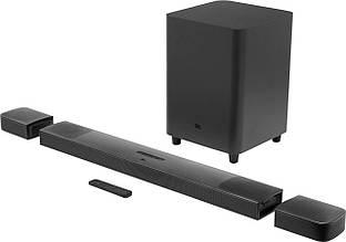 Домашній кінотеатр SoundBar JBL Bar 9.1 3D Surround with Dolby Atmos (JBLBAR913DBLKEP)