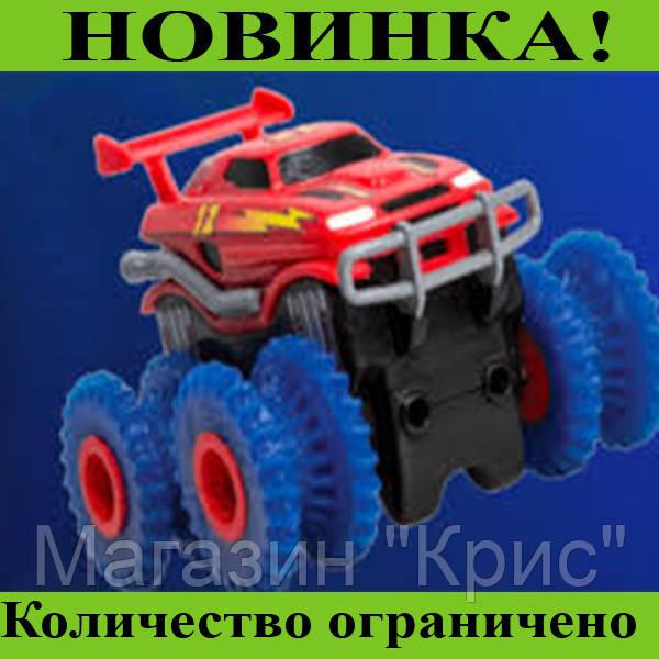Трасса МОНСТР ТРАКИ ( Trix Trux ) 2 машинки в комплекте! Распродажа