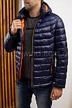 Зимняя мужская куртка Kings Wind W04, фото 6