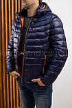Зимняя мужская куртка Kings Wind W04, фото 7