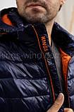 Зимняя мужская куртка Kings Wind W04, фото 9