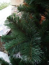 Елка искусственная 2.2м зеленая новогодняя ель праздничная пвх, фото 2