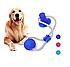 Игрушка для собак канат на присоске с мячом! Распродажа, фото 3