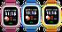 Детские часы Smart Baby Watch Q90S (черные, желтые, голубые, розовые)! Распродажа, фото 10