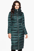Женская зимняя куртка Braggart Германия (изумрудная)