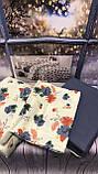 Постельное Белье из Фланели Байка Двуспальное Евро 200*220 см  Турция Cotton Сollection, фото 3