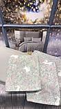 Постельное Белье из Фланели Байка Двуспальное Евро 200*220 см  Турция Cotton Сollection, фото 6
