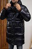 Зимняя мужская куртка Kings Wind W30, фото 5