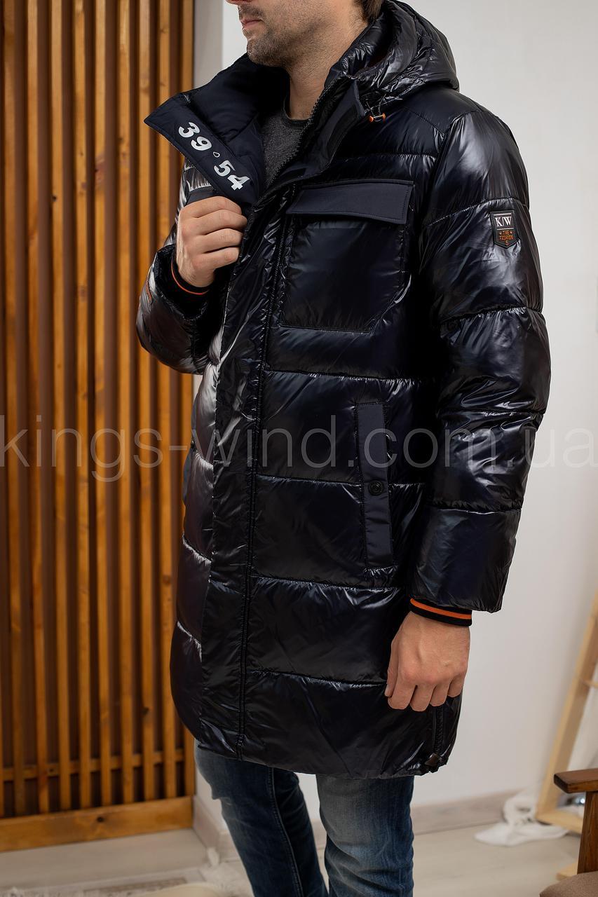 Зимняя мужская куртка Kings Wind W30