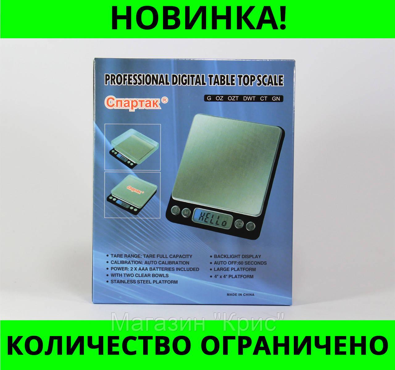 Весы ACS 3000gr/0.1gr BIG 12000/1729! Распродажа