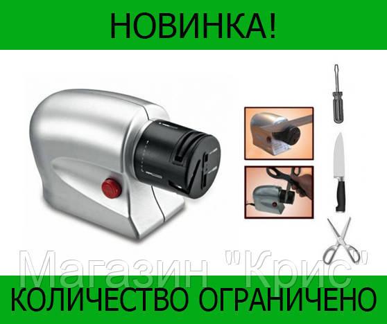 Электроточилка для ножей серая! Распродажа