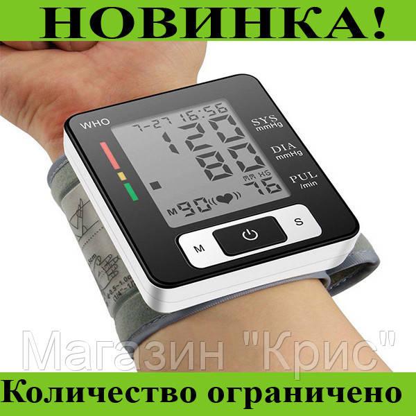 Тонометр для измерения давления и пульса UKC BLPM-29! Распродажа