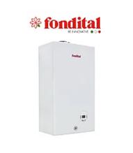 Газові настінні котли FONDITAL (Італія)